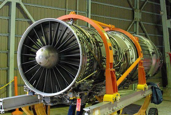 F-15J:航空機用エンジン F100-I...
