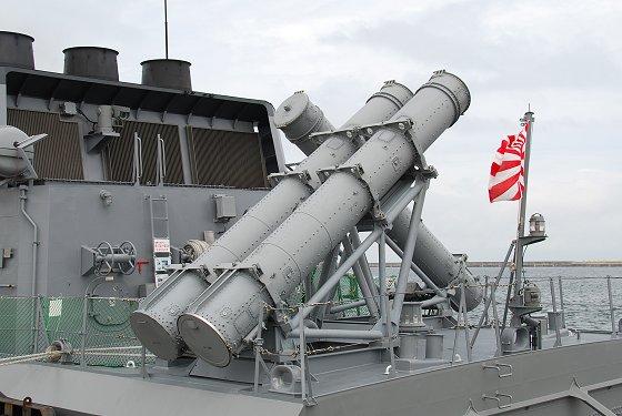 ミサイル艇 うみたか:90式艦対...